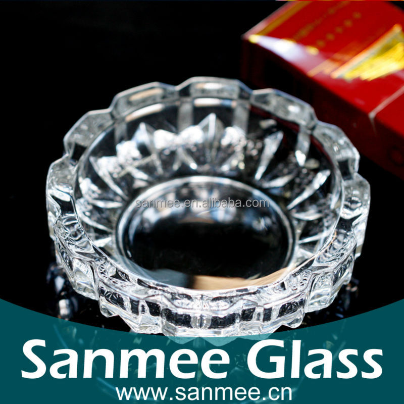 Top Quality Glass Ashtray
