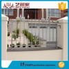 american luxury 2016 new alibaba outdoor wrought iron fence cap / decorative antique aluminum fencing for villas homes garden
