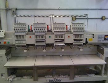 BROTHER BES NO TAJIMA NO BARUDAN EMBROIDERY MACHINE
