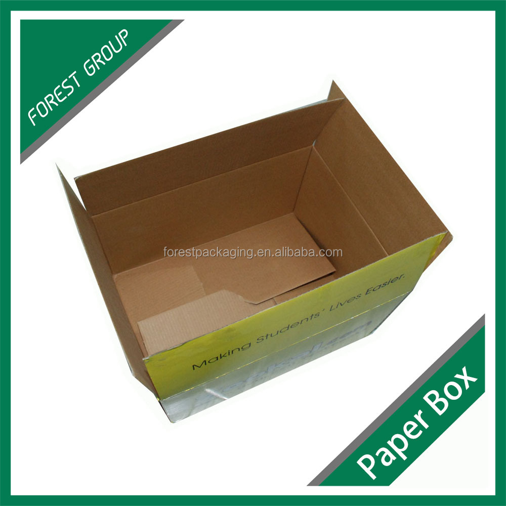FACTORY SUPPLY PAPER FOLDING DIE CUT PAPER PACKAGING BOX