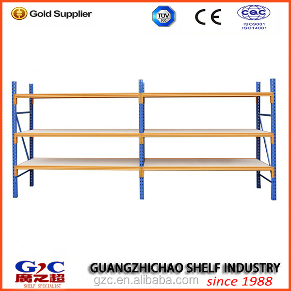 made in China factory warehouse goods or materials Storage steel Shelf