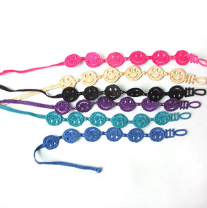 FL0908 Wholesale Woven Italy Lace Bracelet,Smile Lace Bracelet,Embroidered Bracelet