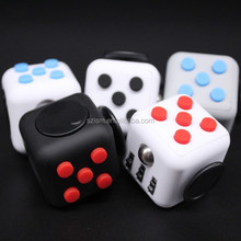 In Stock 6 Sides Fidget Cube for Kids And Adults ADHD Toys Help to Focus