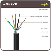 AL Foil Shield Fire Alarm Cable