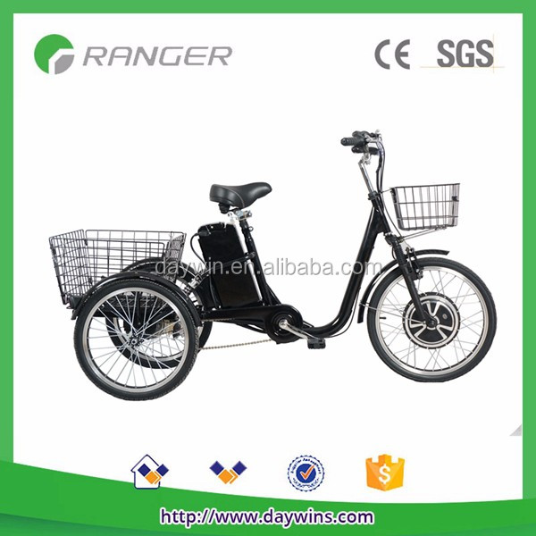 electric bicycle wheel kit with 36V 12Ah lead acid battery CE