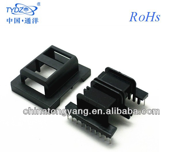 EFD high-frequency ferrite core transformer bobbin