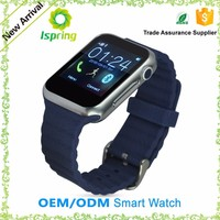 Bluetooth Smart Watch With Camera For Samsung S5 Note 2 3 4, Nexus 6 And Other Android Smartphones
