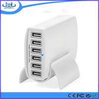charger mobile Kit 6-port USB wall charger 50w