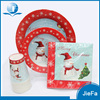Disposable Customize Themed CMYK/Over Printing Party Plate/Napkin/Cup Set Folding Paper Napkin
