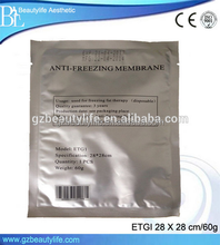 High quality best cryo pad antifreeze membrance/freezefat pad