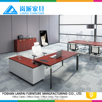 high quality wooden office/home computer table /desk design DA-04