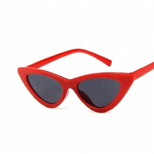 2018 New Trend Fashion Style Kids Sexy Triangle Shape Sun Glasses Sunglasses