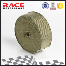 Mentor Exhaust Insulating Motorcycle Wrap