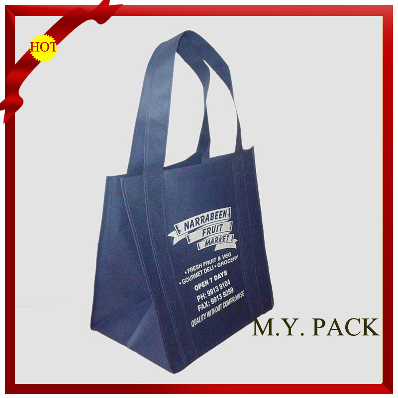 High quality promotion bag/carry plastic bags promotion bag/pp promotion bag