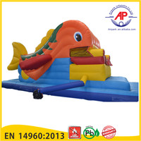 Hot seller PVC Inflatable Bounce / Cartoon Nemo Bouncer for kids