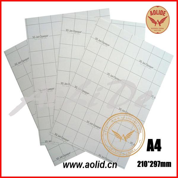 American 3g jet pro ss transfer paper buy best quality t for Best quality t shirt transfer paper