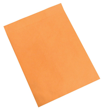 "EN1084 Paper Non Gummed Jumbo Envelope, 22"" Length x 17"" Width, Kraft (Case of 100) 28-pounds"