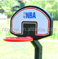 Plastic Basketball stand set