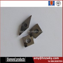 PCD/PCBN/CBN Material CNC Cutting Tools Milling Cutter Lathe Turning Inserts Tips