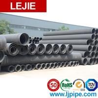 24 inch large plastic drain pipe