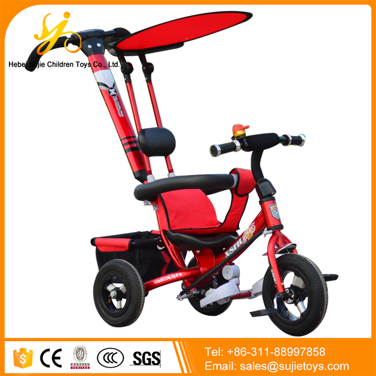 China Top Ten Selling Products Baby Tricycle for 1 Year Old / Kids Metal Tricycle / Children Baby Tricycle