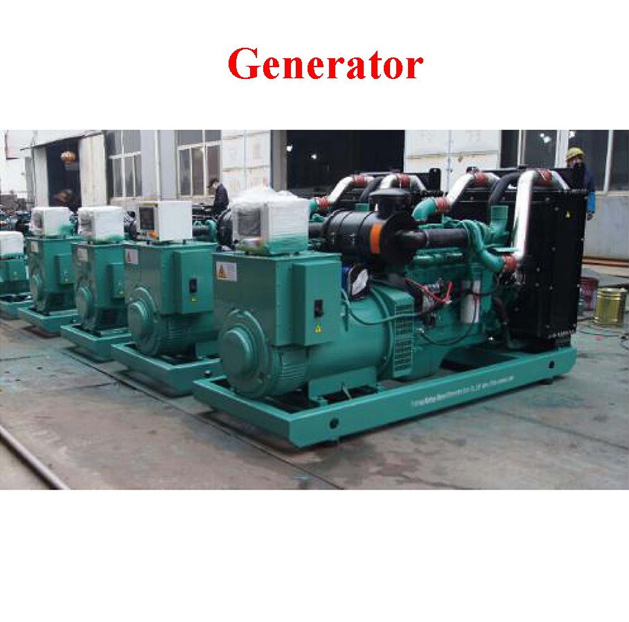 China factory supply marine 250KVA 200KW Silent type Diesel engine electric alternator dynamo generator price