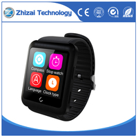 2016 Latest Bluetooth Smart Watch BT 4.0 Smartwatch For Apple Samsung