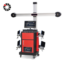 New arrival 3d camera space wheel aligner four alignment