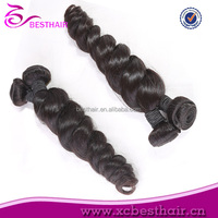 Xuchang hair factory grade 8a virgin european hair