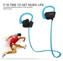 Hands free headset walkie talkie mini sports stereo wired bluetooth headset