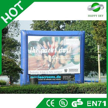 hot selling advertising inflatables,building advertising billboard,electronic product advertising