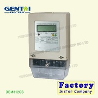 Home appliance use meter electrical installed active energy meter