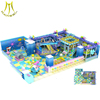 Hansel kids play area kids' amusement park indoor playground floor