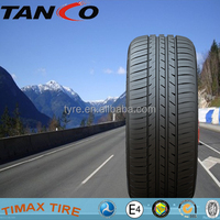 With warranty letter Cheap Car tyres factory