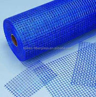 145g 160gr Glass Fiber Netting blue color