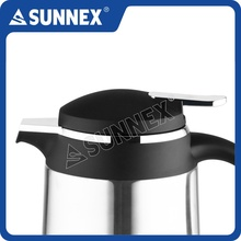 Sunnex best price stainless steel middle east tea pot