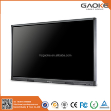 Interactive TV Touch Screen widely used in school touch screen tv