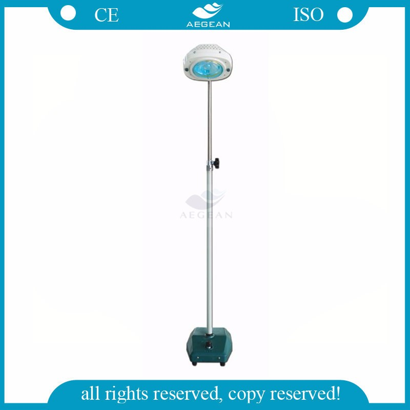 AG-LT011 standing surgery hospital shadowless led surgical operating lamp