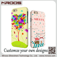 MIROOS best selling hot chinese products for custom iphone case, tpu pc hybrid case for iphone 6, for case iphone 6