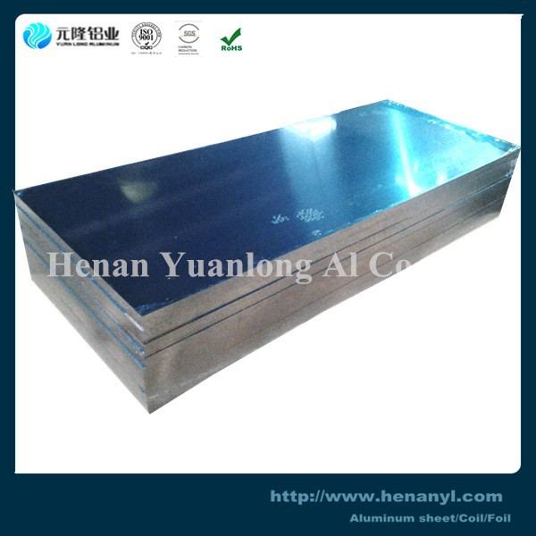 density of aluminum 6061 aluminum sheet /plate