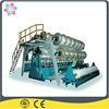 Double needle bar bed warp knit machine , textile machinery jacquard machine