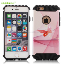 best quality cheap light heavy duty pc+tpu phone case for iphone 6 case