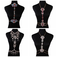 Crystal Sexy Waist Belly Chain Body