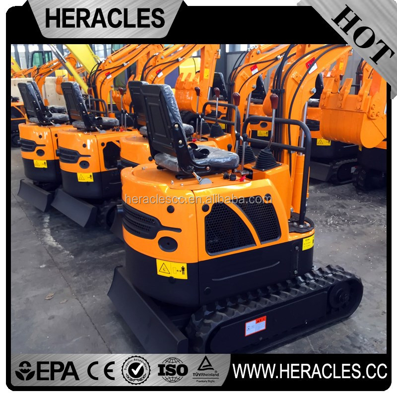 hot sale mini bucket china excavator price