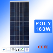 Chinese Photovoltaic Wholesale Best Prices Polycrystalline Solar Panel 160W