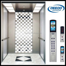 light curtain protection small building lift elevators