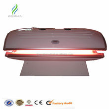 Hot sale! red light therapy solarium machine/collagen tanning bed/skin care solarium