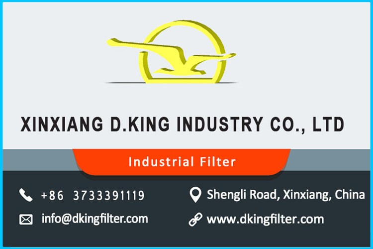 2018 Chemical Industry Candle Filter for Food