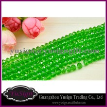 African costume crystal beads wholesale fashion glass decorative crystal beads earring crystal beads AC-003
