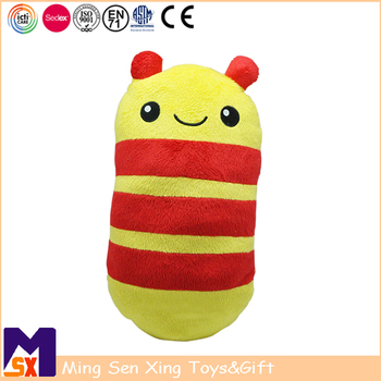 Plush toys factory custom soft stuffed toy pillow plush cushion